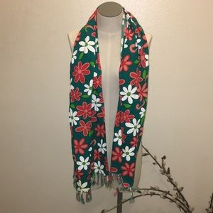 Hibiscus Collection Hawaii Scarf Floral Print